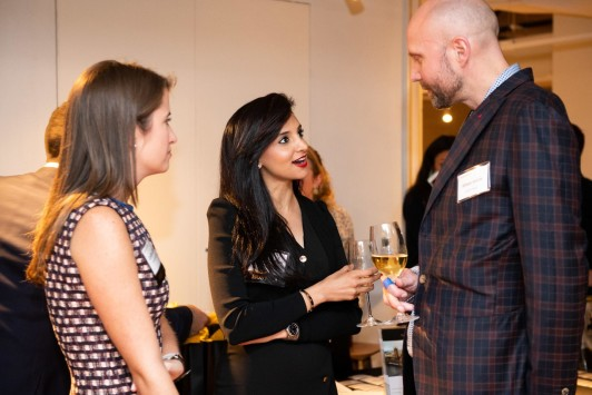 EisnerAmper London official launch event Image